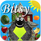 Bitsy the Spider Icon